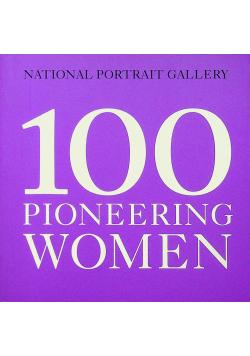 100 Pioneering Women Book Neu