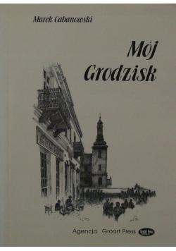 Mój Grodzisk plus autograf Cabanowskiego