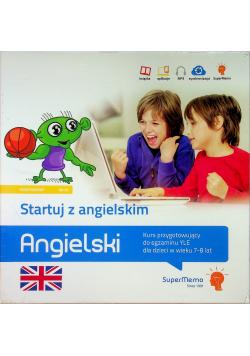 Startuj z angielskim Kurs przygotowujący do egzaminu YLE dla dzieci w wieku 7 8 lat
