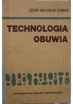 Technologia obuwia