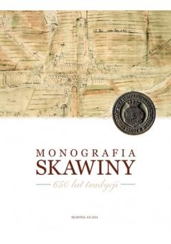 Monografia Skawiny 650 lat tradycji