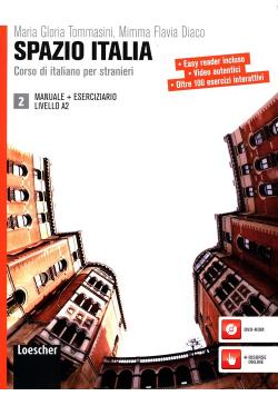 Spazio Italia 2 Corso di italiano per stranieri