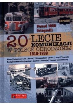 20-lecie komunikacji w Odrodzonej Polsce