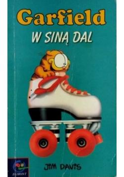 Garfield w siną dal