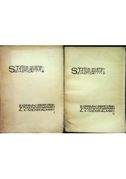 Zmartwychwstańcy a niepokalanki tom 1 i 2 1949 r