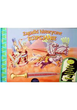 Zgadywanki historyczne Egipcjanie