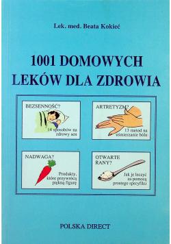 1001 domowych leków dla zdrowia