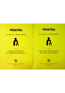 Pediatria Tom II i III