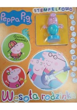 Świnka Pig. Wesoła rodzinka
