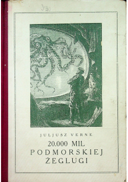 20 000 mil podmorskiej żeglugi 1928 r.