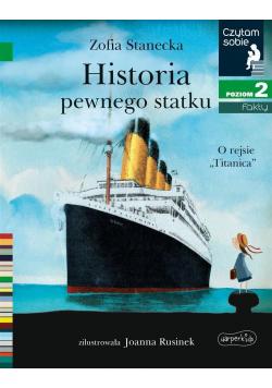Historia pewnego statku O rejsie Titanica
