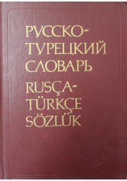 Słownik rosyjsko turecki