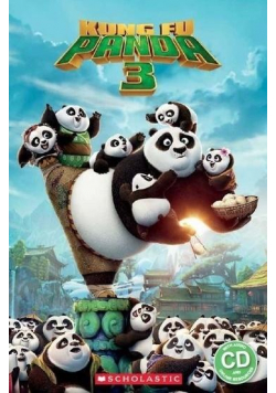 Kung Fu Panda 3. Reader Level 3 + Audio CD
