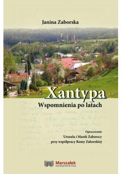 Xantypa. Wspomnienia po latach