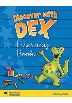 Discover with Dex Literacy Book