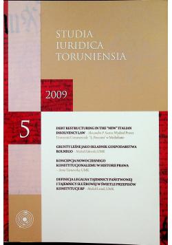 Studia Iuridica Toruniensia