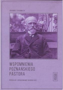 Wspomnienia poznańskiego pastora
