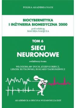 Sieci neuronowe tom 6