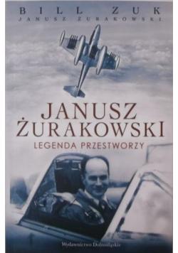 Janusz Żurakowski Legenda przestworzy