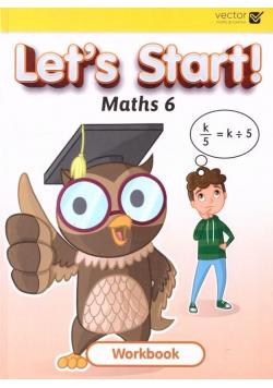 Let's Start Maths 6 WB VECTOR