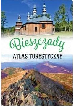 Atlas turystyczny Bieszczady