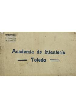 Academia de Infanteria Toledo 1916
