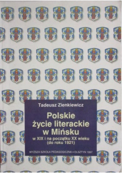 Polskie życie literackie w Mińsku