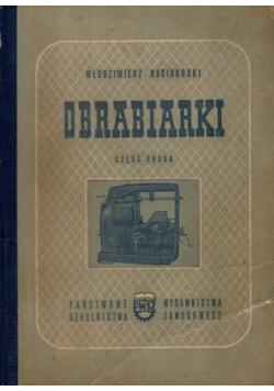 Obrabiarki