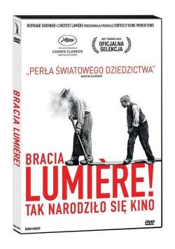 Bracia Lumiere DVD