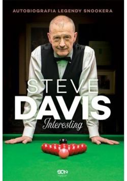 Davis Interesting Autobiografia legendy snookera