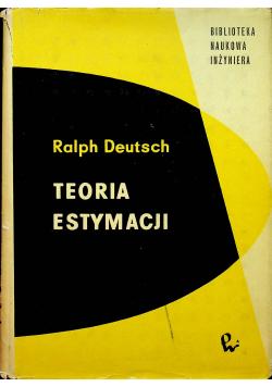 Teoria estymacji
