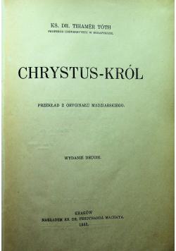Chrystus Król 1935 r