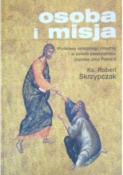Osoba i misja