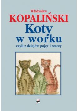 Koty w worku, czyli z dziejów pojęć... w.2021