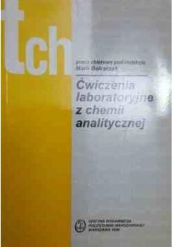 Ćwiczenia laboratoryjne z chemii analitycznej