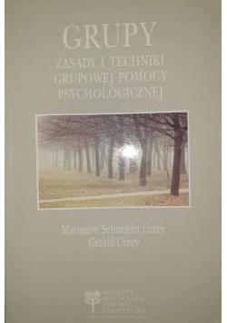 Grupy zasady i techniki grupowej pomocy psychologicznej