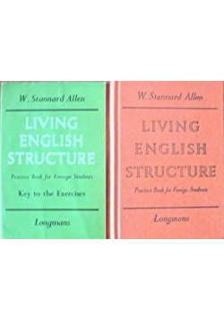 Living English Structure and Key to the Exercises