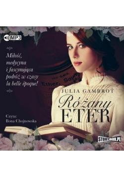 Różany eter audiobook