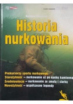 Historia nurkowania