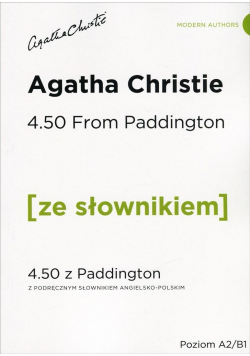 4:50 z Paddington w. angielska + słownik
