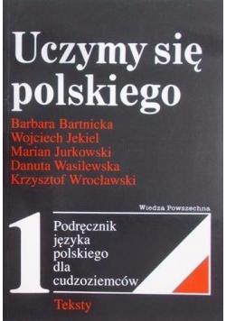 Uczymy się polskiego tom 1