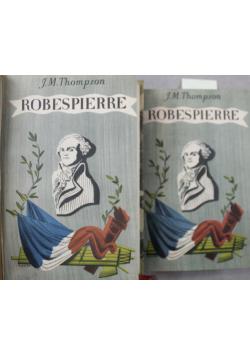 Robespierre tom 1 i 2 1937 r.