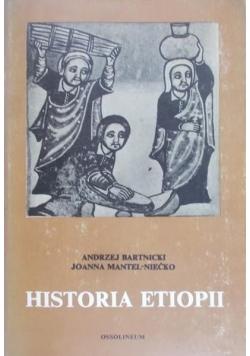 Historia Etiopii