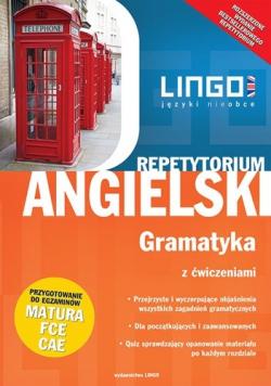 Angielski Gramatyka z ćwiczeniami Repetytorium