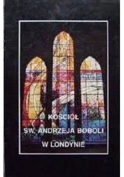Kościół św.Andrzeja Boboli w Londynie