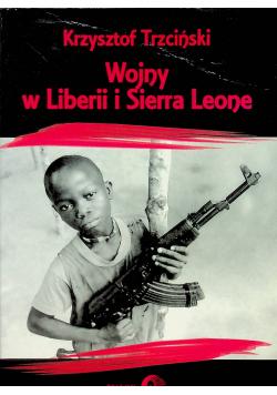 Wojny w Liberii i Sierra Leone
