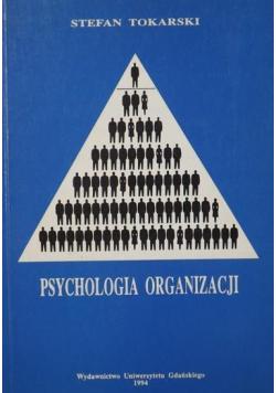 Psychologia organizacji