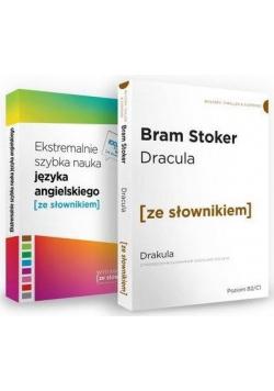 Pakiet: Dracula/Ekstremalnie szybka nauka j. ang