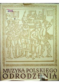 Muzyka Polskiego Odrodzenia