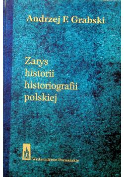 Zarys historii historiografii polskiej